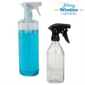 home made window cleaning solution