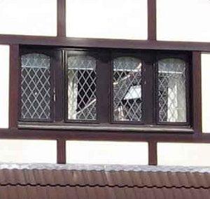 uPVC window cleaning