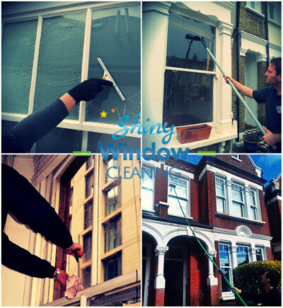 window cleaners London